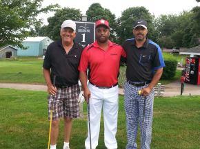 Luke Maxwell, Dwayne Saunders, Trevor Jordan