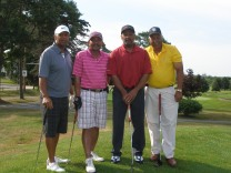 Nolan Borden, Kevin Jackson, Junior Jackson, Foster Paris
