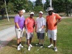 Tyson Desmond, Jamie Paris, Kyrt Russell, Les Mullins
