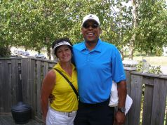 Pam and Milton Williams