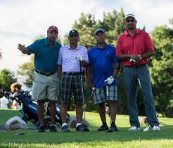 Butch Williams, Kevin Jackson, Cory Tynes