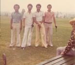 Freeman and Danny Maxwell, Wayne Talbot and Darrell Maxwell